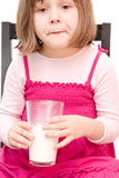 Mjölka royaltyfria bilder