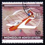 Mj-2 het Vliegtuig van ` Tempete ` Stock Foto's
