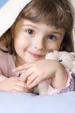 mój mały niedźwiedź Zdjęcie Royalty Free