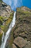 mjounyainvattenfall arkivbilder