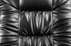 Mjuk lädertexturCloseup Royaltyfri Bild