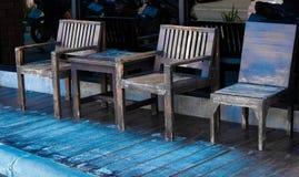 Mjuk stol med din favorit- komfort royaltyfri foto