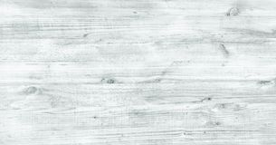 Mjuk wood texturyttersida för ljus vit wash som bakgrund Grunge kalkad bästa sikt för träplankatabellmodell royaltyfria bilder