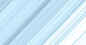 Mjuka linjer för bakgrund (blå färg) Arkivbild