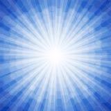 Mjuka strålar Fotografering för Bildbyråer