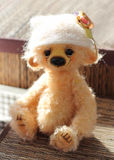 Mjuka Toy Teddy Bear Arkivbild