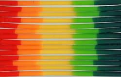 Mjukt kulört vax för abstrakt bakgrund Arkivfoton