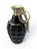 Mk-2 hand grenade Royalty Free Stock Photos