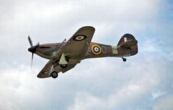 Mk XII Hawker Hurricane Stock Photography