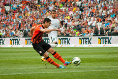 Mkhitaryan Henrikh forward of football club Shakhtar Stock Photos