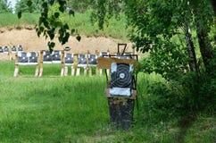 Mknący pasmo outdoors Fotografia Stock