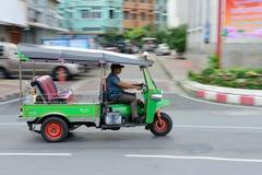 Mknięcie Tuk w Bangkok Tuk zdjęcie stock
