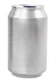 330 ml aluminium Royalty-vrije Stock Afbeelding