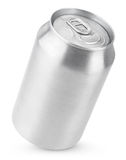330 ml aluminum soda can Royalty Free Stock Image