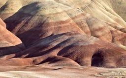Målade kullar Oregon Arkivfoton