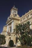 Málaga town hall Stock Photos