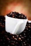 Mélange de café Photos libres de droits