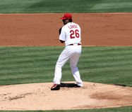 MLB St Louis Cardinals Pitcher Kyle lohse Stock Photo