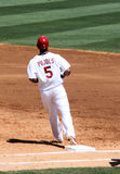 MLB St Louis Cardinals Player Albert Pujols Stock Images