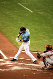 MLB Tampa Bay Rays player Zobrist Royalty Free Stock Photography
