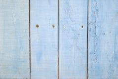 Mlecznoniebieski drewniany tło Zdjęcie Royalty Free