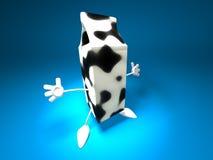 mleko royalty ilustracja