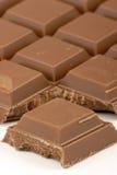 mleko czekoladowe Zdjęcie Royalty Free