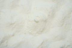 mleko pudrujący obraz stock