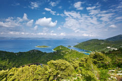 Mljet. Croatia Royalty Free Stock Images