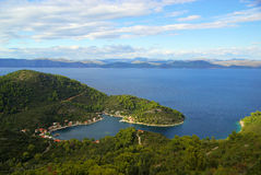 Mljet Okuklje 02 Royalty Free Stock Photo