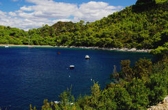 Mljet Saplunara 10 Royalty Free Stock Photo