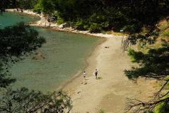 Mljet Saplunara 11 Royalty Free Stock Photography