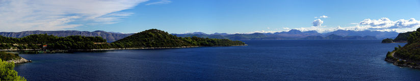 Mljet Sobra 03 Stock Photography