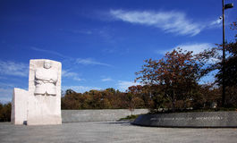 MLK Memorial Stock Images