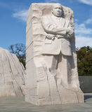 MLK Memorial. Martin Luther King Memorial in Washington, DC Royalty Free Stock Photo