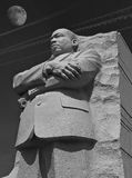 MLK Memorial. Was completed on 08/22/2011, it is located in West Potomac park in Washington D.C Royalty Free Stock Photography