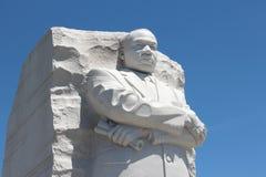 MLK pomnik zdjęcia royalty free
