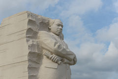 Mlk Statue Stock Images
