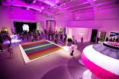 Mlle Dior Exhibition en Chine Photographie stock libre de droits