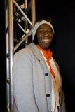 Mlle J Alexandre à l'automne 2011 de semaine de mode de NYC Image libre de droits