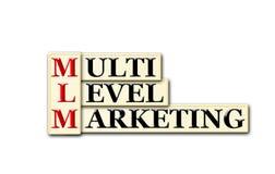 MLM Stock Image