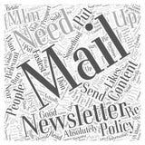 MLM-mejlinformationsblad och vad du behöver för för molnbegrepp för nöjt ord bakgrund för vektor för begrepp för moln för ord stock illustrationer