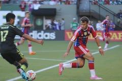 MLS ALL-STAR match  DeAndre Yedlin Stock Photo