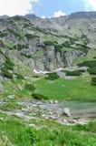 Mlynicka dolina, Vysoke Tatry (Mlinicka valley, High Tatras) - Slovakia Stock Photo