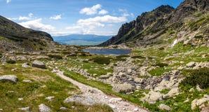 Mlynicka Valley, Slovakia stock photo