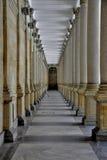 Mlynska kolonada at Karlovy Vary Stock Images