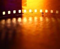 35 mm影片 库存图片