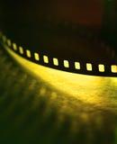 35 mm影片 图库摄影