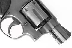 38mm手枪枪 图库摄影