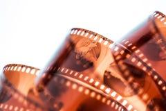 35mm照片影片 库存照片
